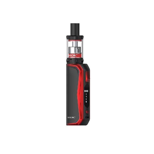Smok Priv N19 Kit Black Red