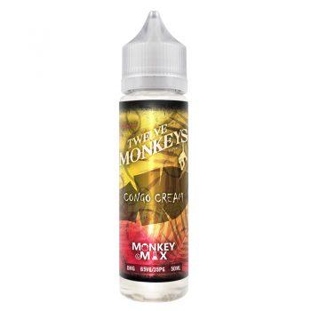 Twelve Monkeys - Congo Cream - 50ml Shortfill