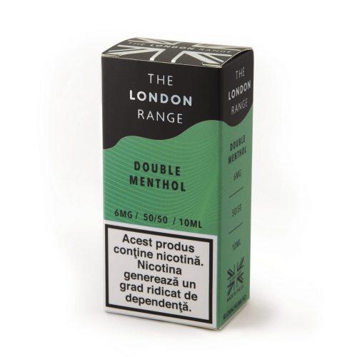 The London Range - Double Menthol | Global Hubb