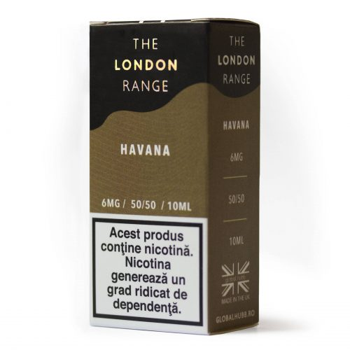 The London Range - Havana | Global Hubb