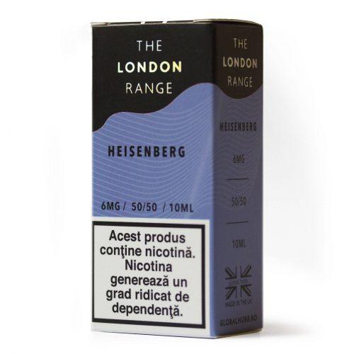 The London Range - Heisenberg | Global Hubb