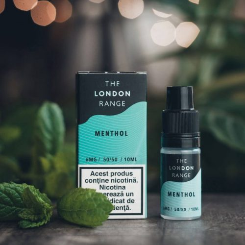 The London Range - Menthol | Global Hubb