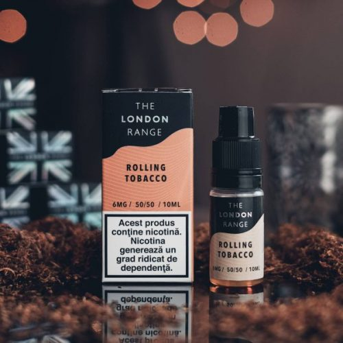 The London Range - Rolling Tobacco | Global Hubb