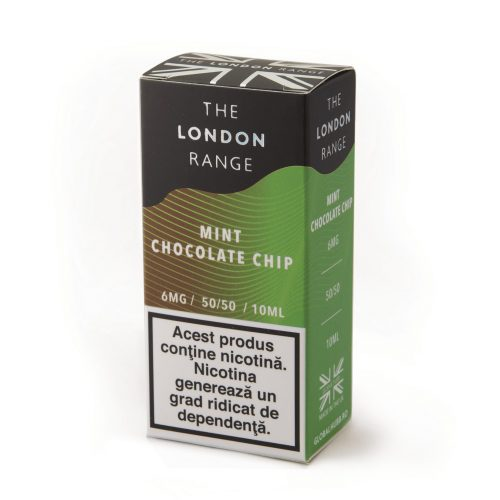 The London Range - Mint Chocolate Chip | Global Hubb