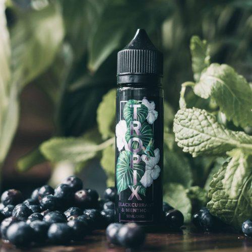 TROPIX - Blackcurrant Menthol | Global Hubb