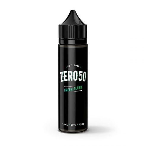 Zero 50 – Green slush   Global Hubb
