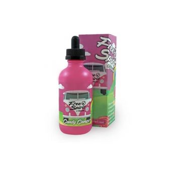 Free Spirit by Momo - 100ml Shortfill - Candy Camper