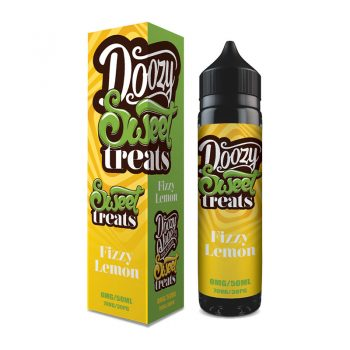 Doozy Vape - Nic Salt - Fizzy Lemon [20mg]