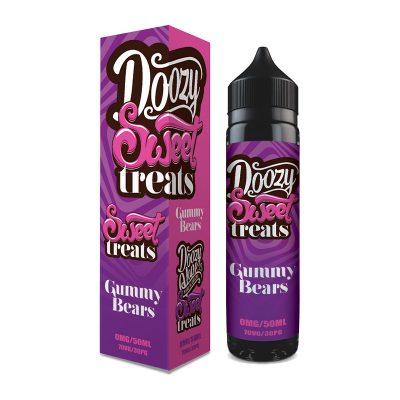 Doozy Vape Sweet Treats - 50ml Shortfill - Gummy Bears