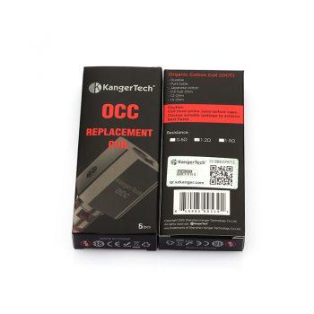 Kanger OCC Coils - 5 Pack [0.5ohm]