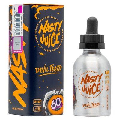 Nasty Juice - 50ml Shortfill - Devil Teeth