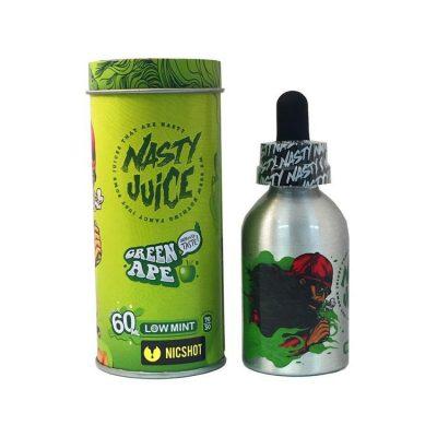 Nasty Juice - 50ml Shortfill - Green Ape
