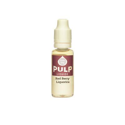 Pulp - Red Berry Liquorice 10ml [12mg]