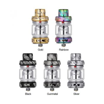 Freemax Mesh Pro Tank and 5ml/6ml Glass Twin Pack [Metal - Black]