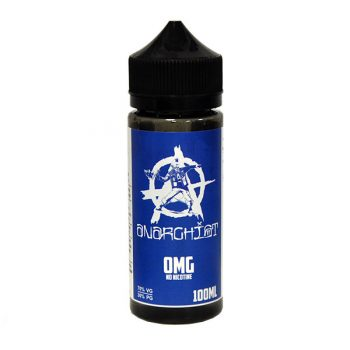 Anarchist - 100ml Shortfill - Blue