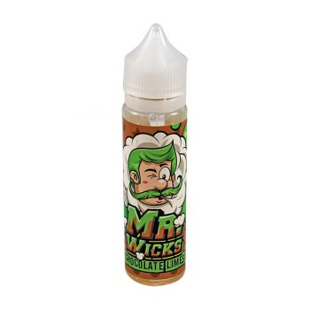 Mr Wicks - 50ml Shortfill - Chocolate Limes