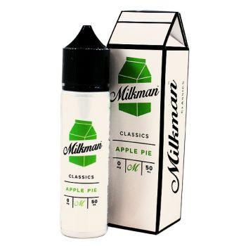 The Milkman - 50ml Shortfill - Apple Pie