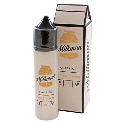 The Milkman - 50ml Shortfill - Little Dipper