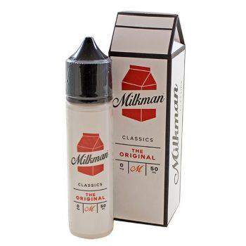 The Milkman - 50ml Shortfill - The Original