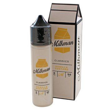 The Milkman - 50ml Shortfill - Vanilla Custard