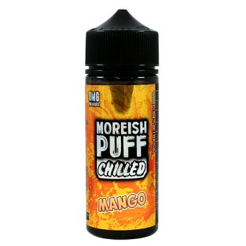 Moreish Puff - 100ml Shortfill -  Chilled Mango