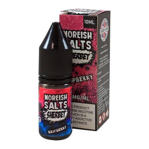 Moreish Puff - Nic Salt 10ml - Strawberry Laces Sherbet [20mg]
