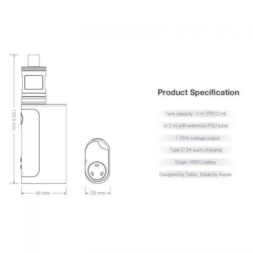 Aspire Nautilus GT Kit [Silver] | Global Hubb