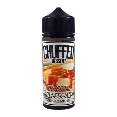 Chuffed - 100ml - Caramel Cheesecake | Global Hubb