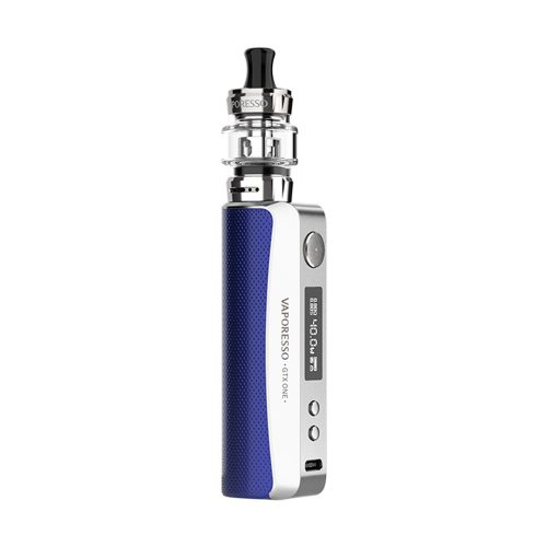 Vaporesso GTX ONE Kit [Blue]   Global Hubb