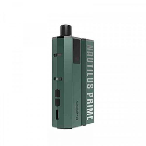 Aspire Nautilus Prime Pod Kit [Hunter Green] | Global Hubb