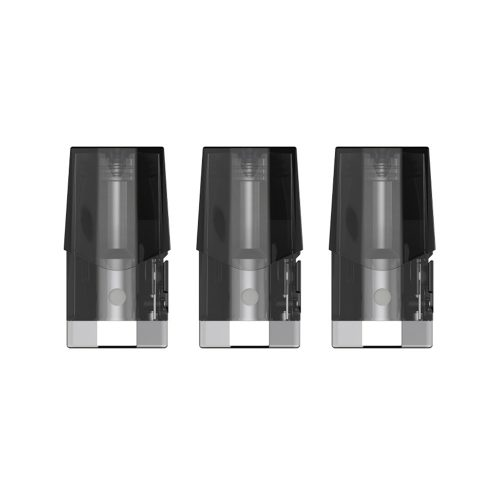 Smok Nfix Replacement Pods - 3 Pack [1.0ohm SC MTL]   Global Hubb