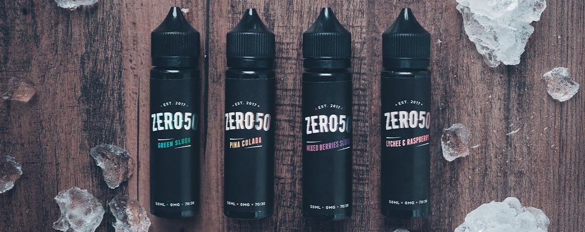Global Hubb - ZERO 50 - Lichid Tigari Electronice