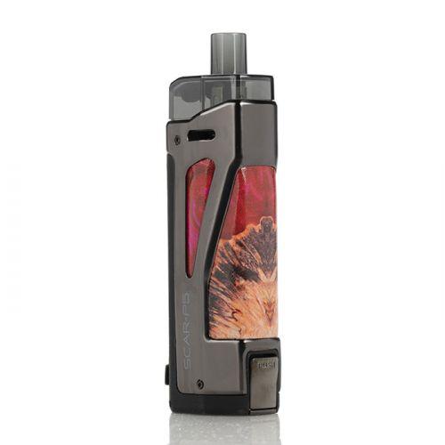 Smok Scar P5 Pod Kit [Red Stabilized Wood] | Global Hubb