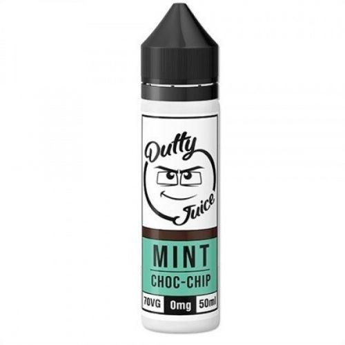 Dutty Juice - 50ml - Mint Choc Chop | Global Hubb