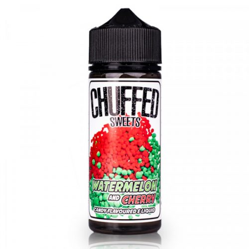 Chuffed - 100ml - Watermelon & Cherry | Global Hubb