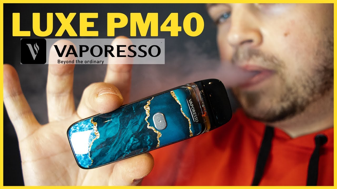 Review: Vaporesso Luxe PM40   Global Hubb