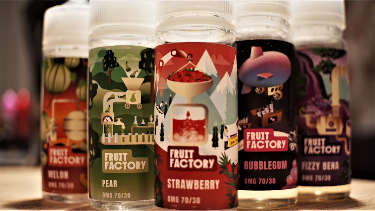 REVIEW by Mike Visarion: Lichidele Fruit Factory   Global Hubb