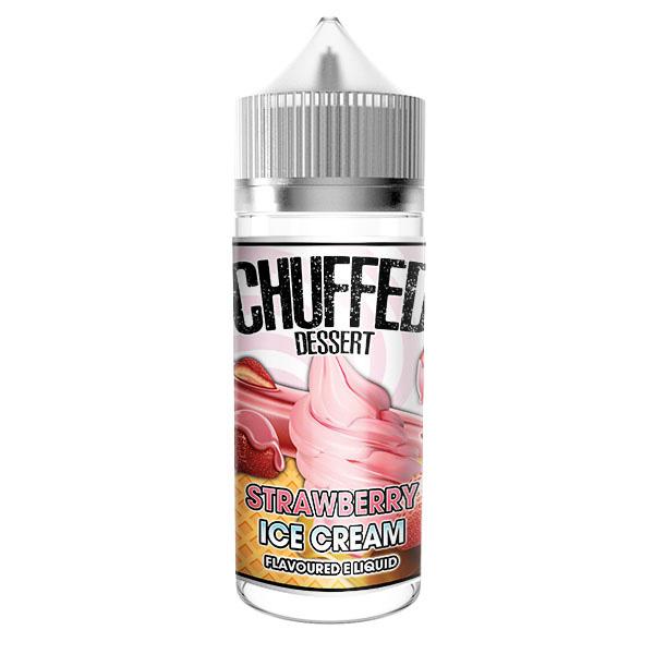 Chuffed Strawberry Icecream