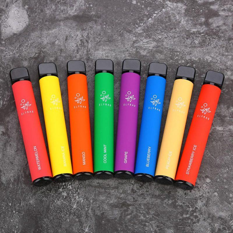 Elf Bar Disposables Colours3
