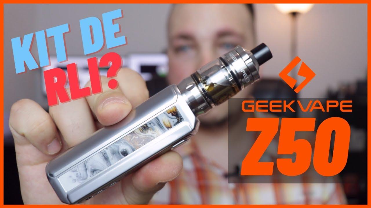 Review Geekvape Z50