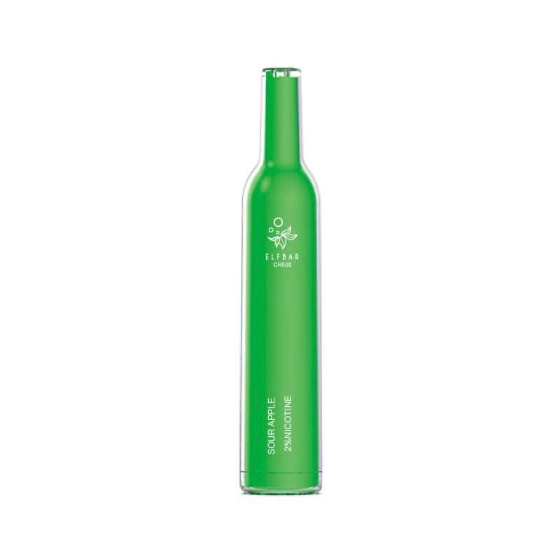 Elf Bar CR 500 Sour Apple