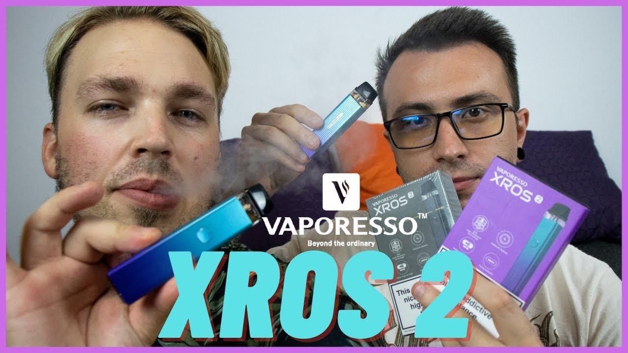 Review Vaporesso XROS 2