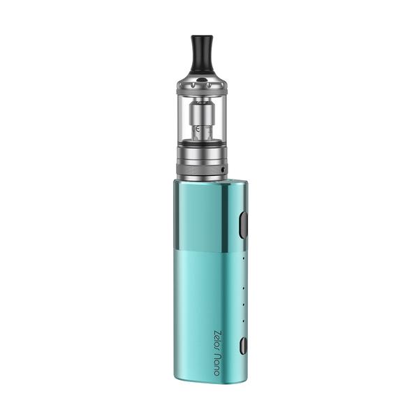 Aspire Zelos Nano 1600mAh Starter Kit Aqua Blue 1