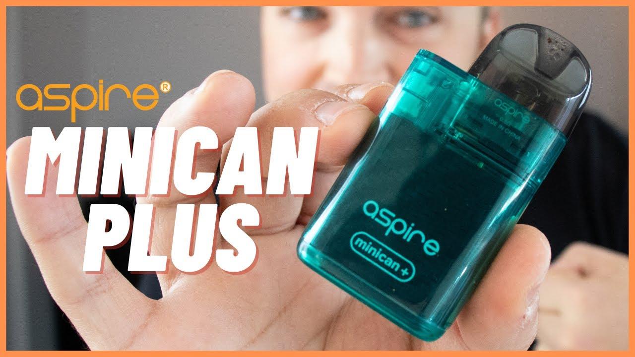Review Aspire Minican Plus